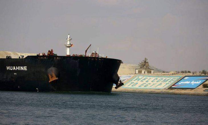 Anija në kanalin Suez u zhbllokua – tani Egjipti kërkon 1 miliard dollarë