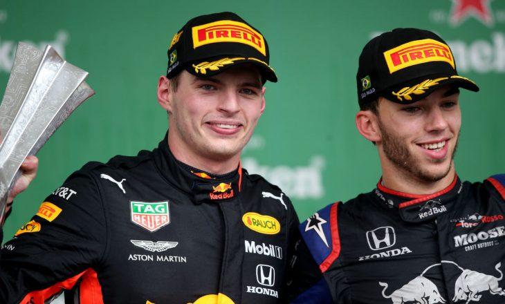 Piloti Max Verstappen fiton Çmimin e Madh të Italisë në Formula 1