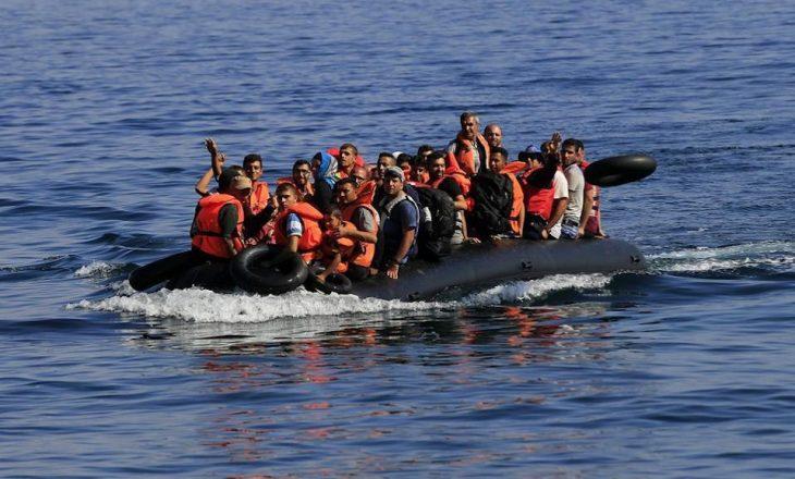 Fundoset barka afër Tunizisë, 41 emigrantë humbën jetën