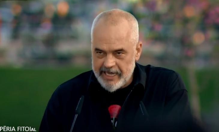Rama falënderon shqiptarët për mbështetje, thotë se do të jetë kryeministër i të gjithëve