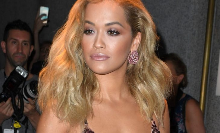 Përflitet se Rita Ora ka nisur një lidhje të re me këtë të famshëm