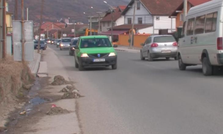 Nëntë viktima për katër vite në rrugën Tetovë-Jazhincë në drejtim të Kosovës