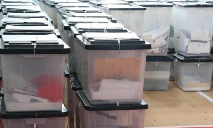 Numërohen 99.10% e votave në Shqipëri
