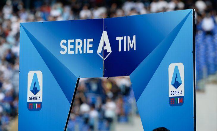 Formacionet zyrtare të sfidave në Serie A – kryendeshja Atalanta vs Juventus
