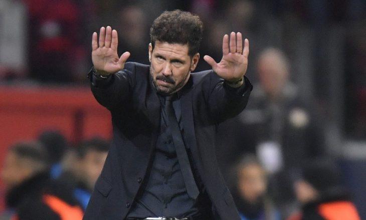 Atletico Madrid sonte e ka rastin