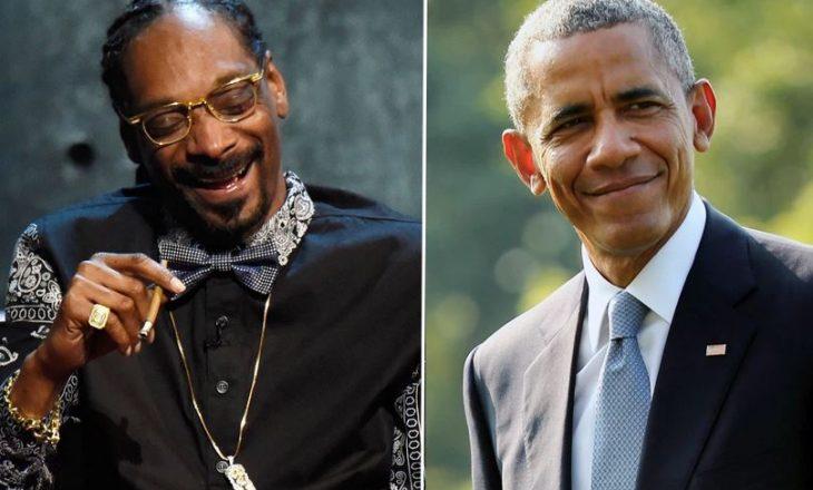 Snoop Dogg ka tymosur bar me Barack Obama-n?