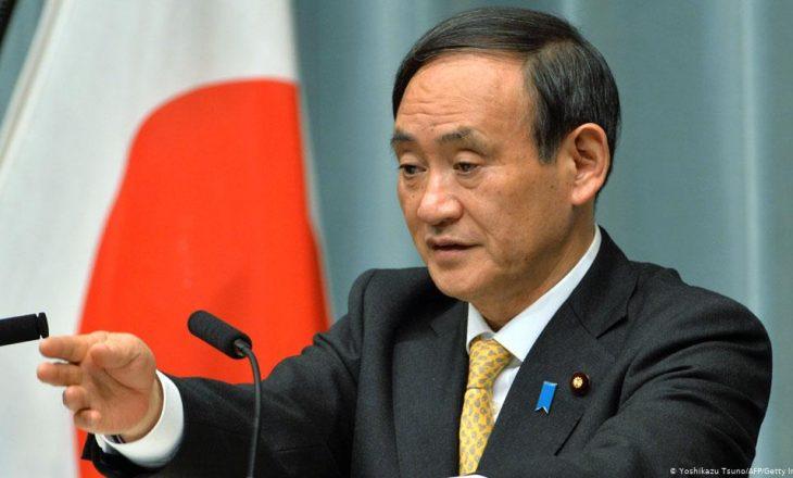 Kryeministri japonez uron Vjosa Osmanin për postin e presidentes