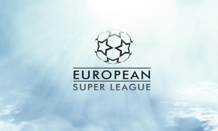 Formohet Super Liga Europiane