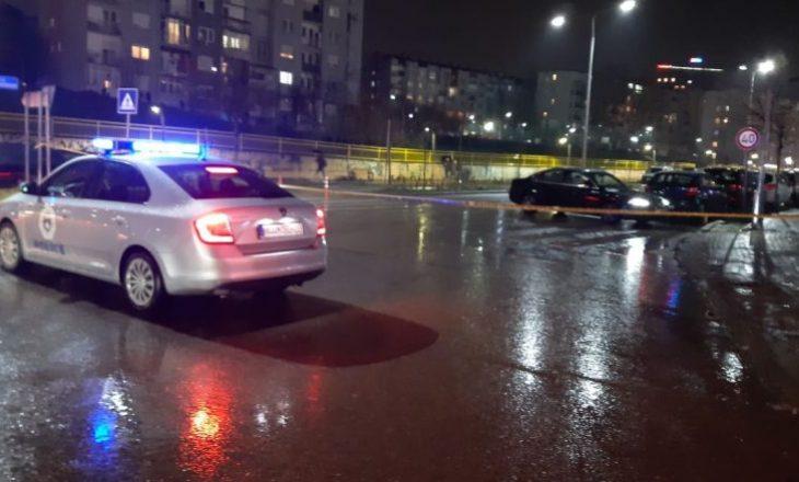 """Policia jep detaje për incidentin te """"Rruga B"""" në Prishtinë, s'ka të lënduar"""
