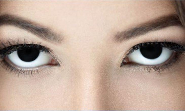 Pse njerëzit nuk kanë sy me ngjyrë të zezë?