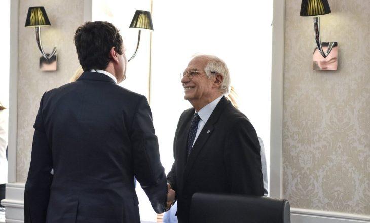Të enjten Kurti takohet me Borrellin