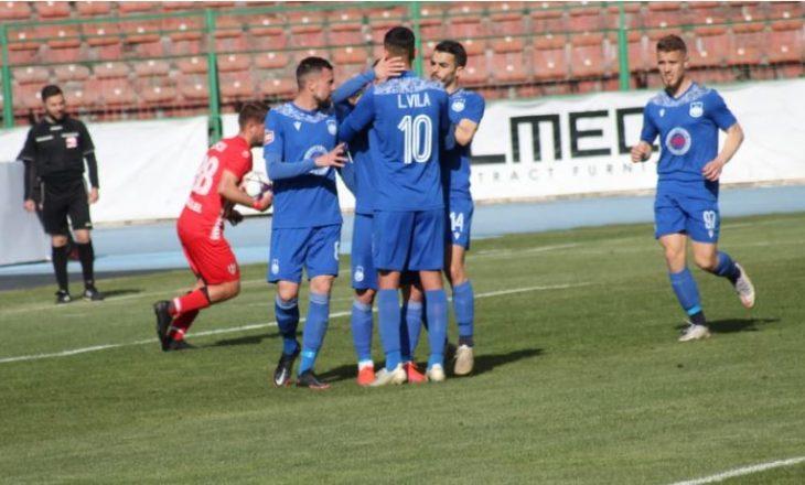 Kategoria Superiore: Vllaznia, Laçi dhe Teuta shënojnë fitore