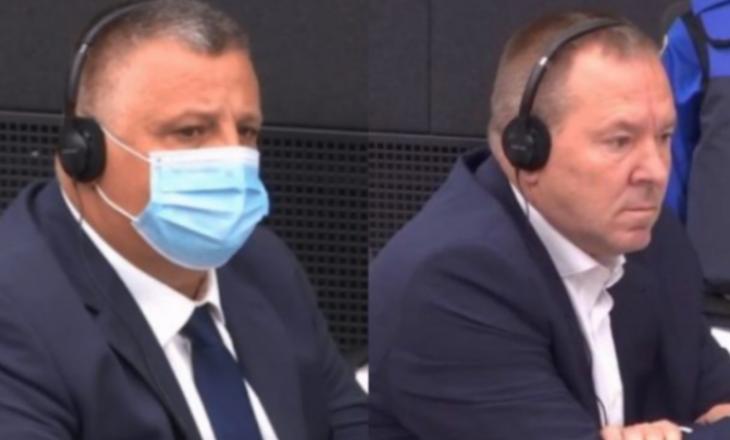 Gjykata Speciale ua vazhdon masën e paraburgimit Nasim Haradinajt e Hysni Gucatit