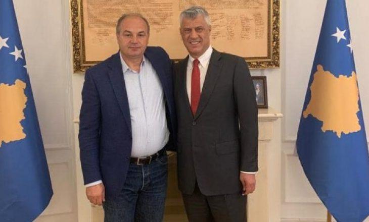 """Hoxhaj uron ish-presidentin Thaçi me rastin e ditëlindjes: """"Lider i pakrahasueshëm"""""""