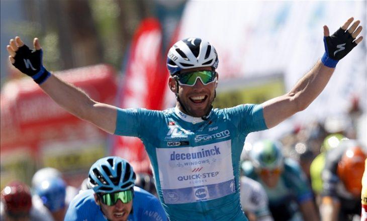 """Mark Cavendish fiton etapën e tretë të """"Tour of Turkey"""""""