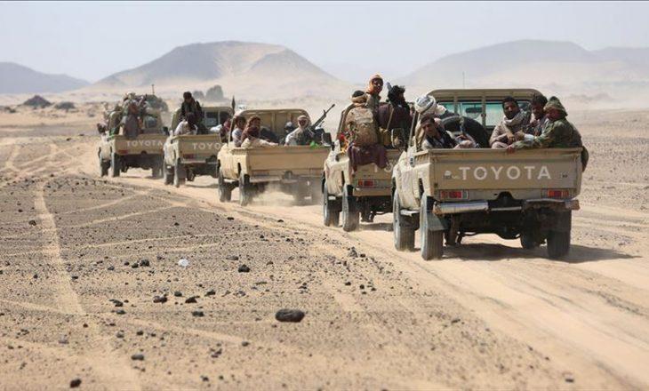 Dhjetëra persona regjistrohen të vdekur nga sulmet e Houthi, ndërsa rebelët përparojnë në Marib të Jemenit