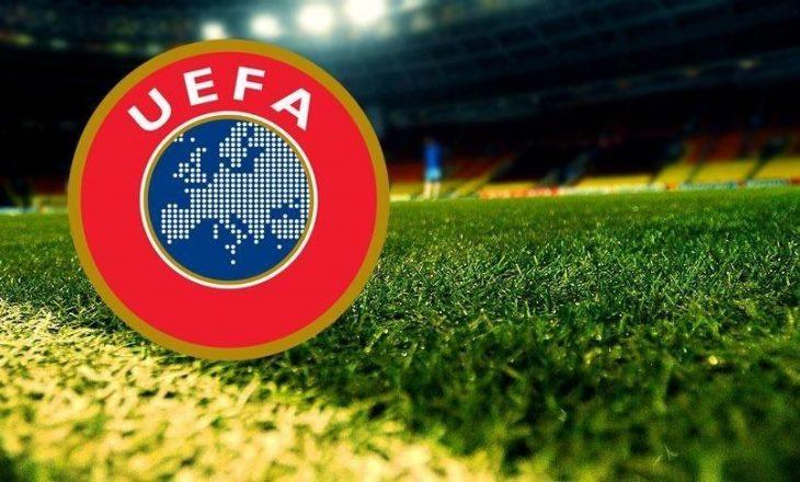 UEFA bojkoton rrjetet sociale për tre ditë, u bashkohet nismës së klubeve angleze