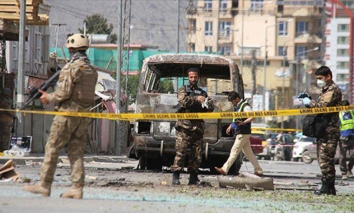Nga një sulm me bombë në Parwan të Afganistanit, tre policë kanë humbur jetën
