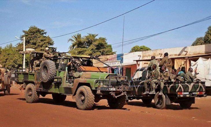Ushtria e Malit ka vrarë gjashtë terroristë, gjithashtu në këtë aksion u plagosen tre ushtarë të qeverisë