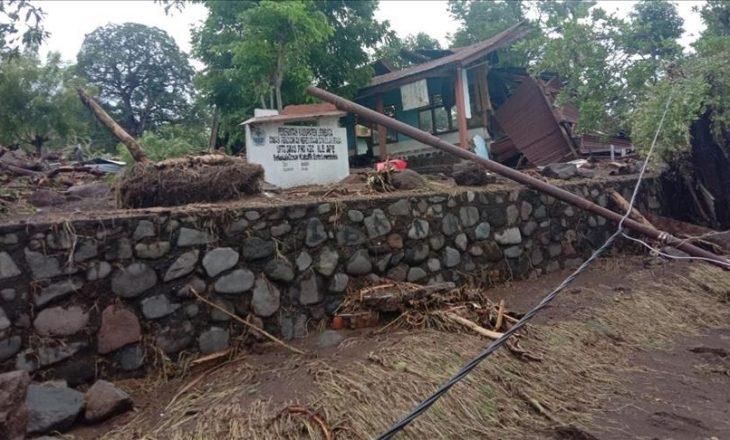 Cikloni Seroja: Të paktën 157 të vdekur në Indonezi