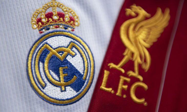 Sonte në Champions League përballja Real Madrid & Liverpool