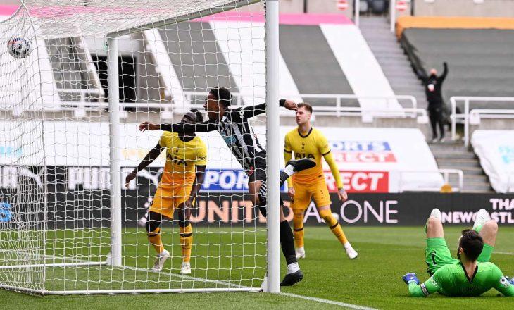 Tottenham nuk shkon më shumë se një barazimnë fushën e Newcastle United