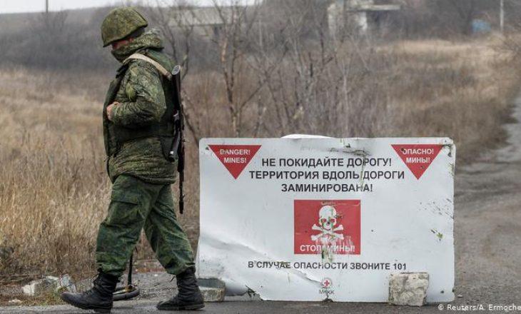 Nga konflikti kufitar mes Rusisë dhe Ukrainës, një ushtar ukrainas ka humbur jetën nga sulmet e separatistëve pro-rus