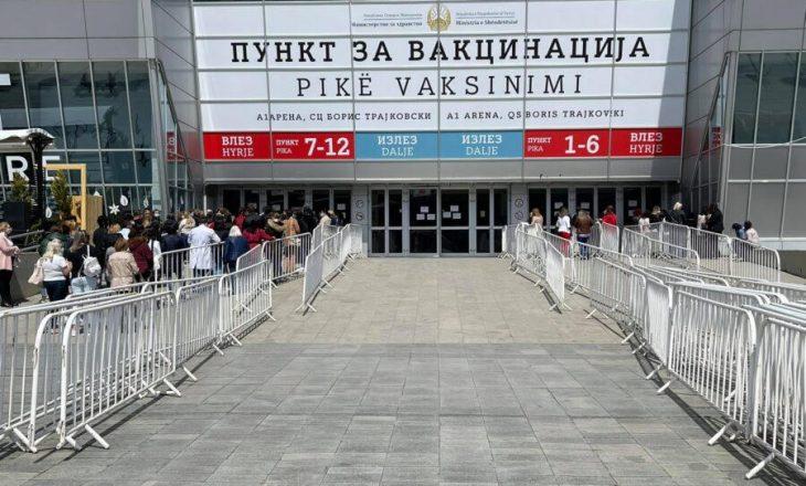 Maqedoni e Veriut: Arrijnë 10 mijë vaksina Pfizer dhe 20 mijë Sputnik