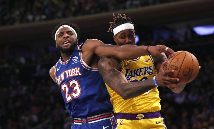 Golden State Warriors mposht Denver Nuggets, Lakers mposhtet nga Knicks – rezultatet në NBA