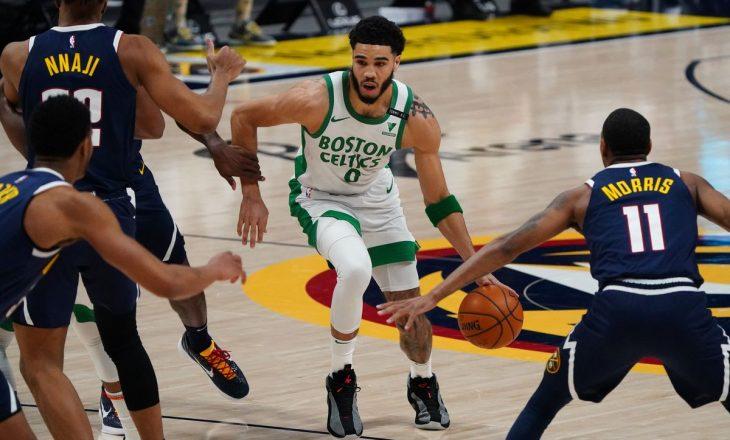 Boston Celtics mposht Denver Nuggets – rezultatet në NBA