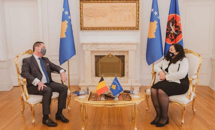 Osmani: Nuk mund të flasim për dialog me Serbinë derisa vdesin njerëz në mungesë vaksinash
