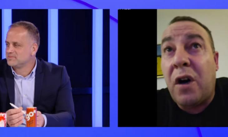 Përplasje mes Ridvan Berishës dhe kryetarit të Sindikatës së Pavarur të RTK-së