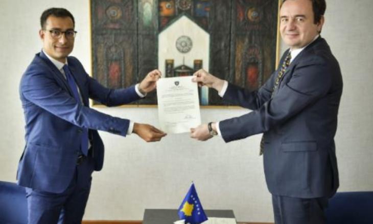 Albin Kurti emëron edhe një zëvendësministër