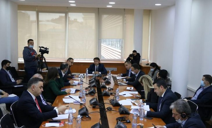 Komisioni për Legjislacion miraton Projektligjin për mundësinë e gjykimit në mungesë të krimeve të luftës