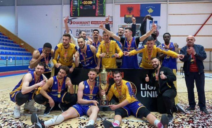 Golden Eagle Ylli mposht Pejën në finale, shpallet kampion i Ligës Unike