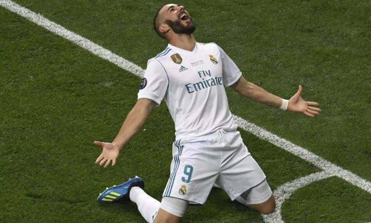 Benzema bën atë që Ronaldo se kishte arritur në Real Madrid