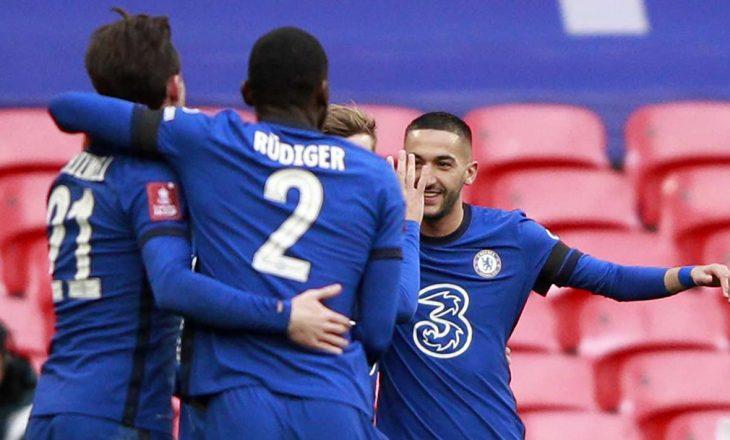 Chelsea mposht Manchester Cityn, ekipi i Tuchel kalon në finalen e Kupës së Anglisë