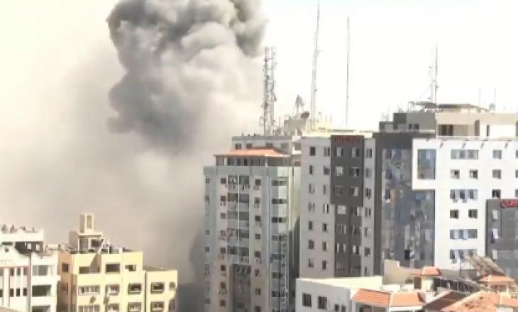 Al Jazeera dhe Associated Press sulmohen me raketa nga Izraeli