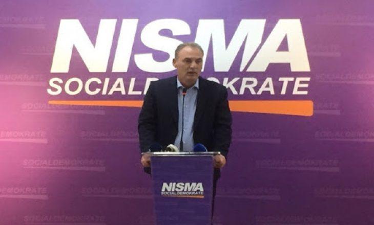 Limaj rizgjedhet kryetar i NISMA Socialdemokrate