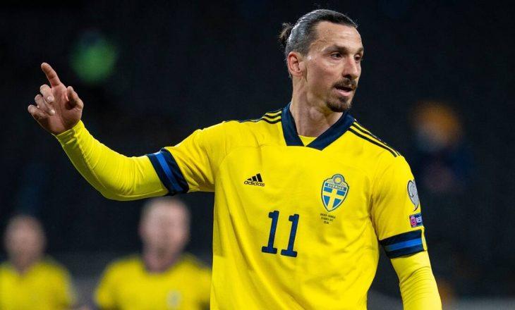 Zlatan Ibrahimovic dënohet nga UEFA