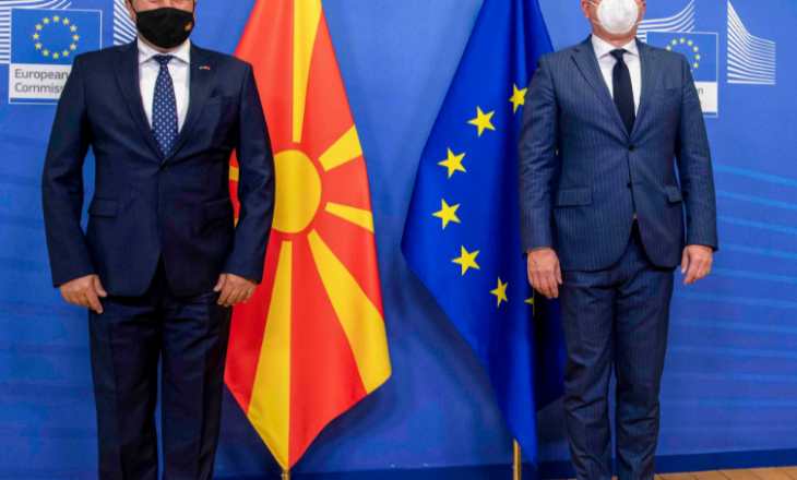 Zaev: Identiteti nuk mund të jetë arsye për bllokimin