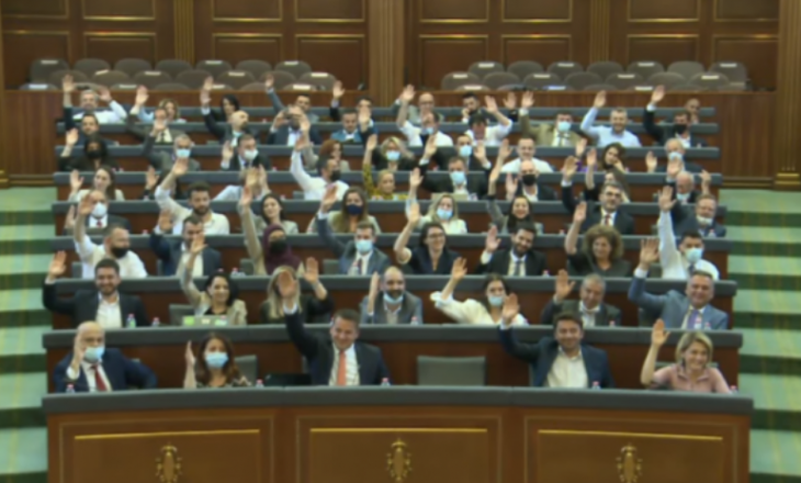 Kuvendi i Kosovës shkarkon bordin e Agjencisë Kosovare të Privatizimit