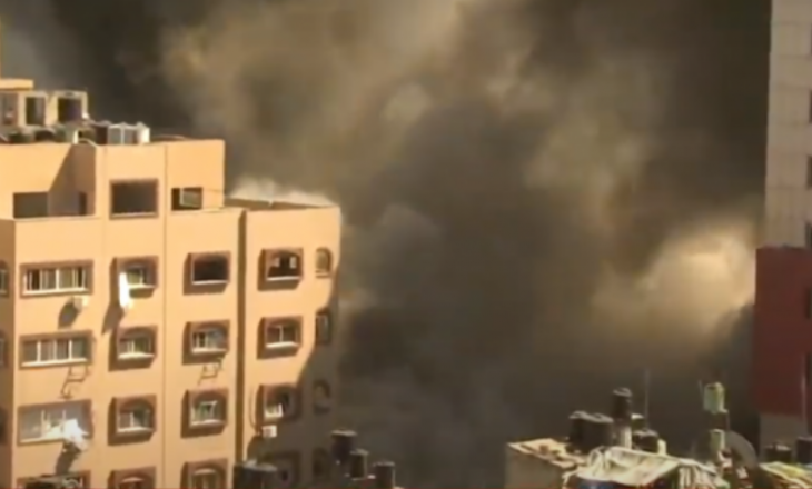 Associated Press reagon pasi iu bombardua ndërtesa nga Izraeli
