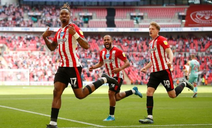 Brentford pas 74 vitesh rikthehet në Premier League