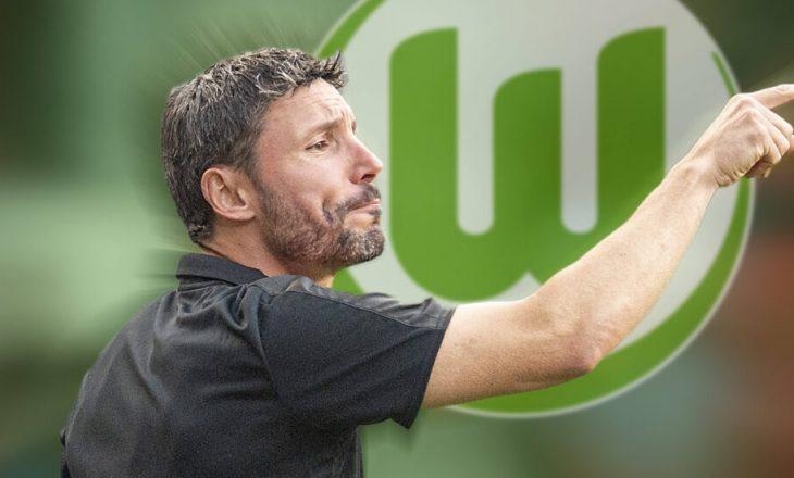 Mark van Bommel caktohet trajner i Wolfsburgut