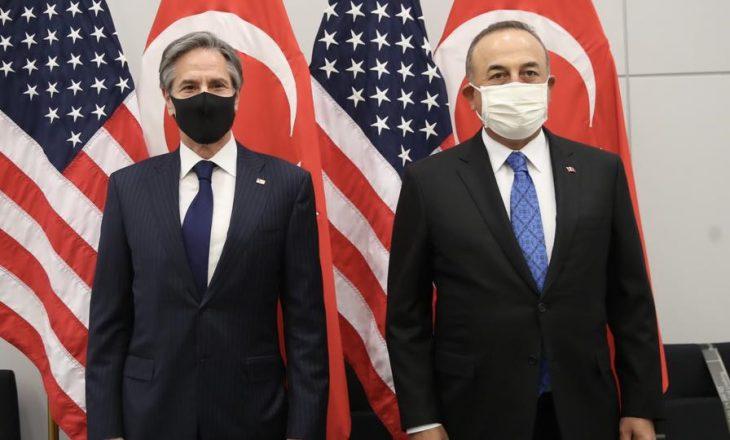 Blinken: Bashkëpunimi me aleatin tonë të NATO-s, Turqinë, është i një rëndësie të madhe