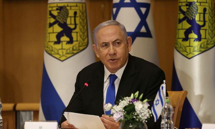 Netanyahu thotë se fushata e Gazës do të vazhdojë me forcë të plotë