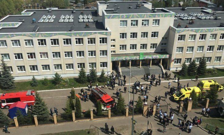 11 të vdekur pas të shtënave me armë në një shkollë ruse