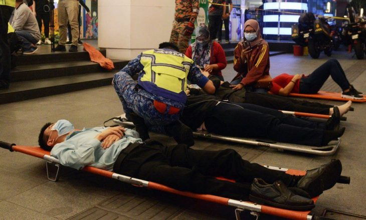 Trenat e pasagjerëve përplasen në kryeqytetin malajzian Kuala Lumpur duke lënduar 200 persona