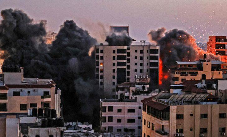 Udhëheqësi i Hamasit thotë se grupi është 'gati' për përshkallëzim të situatës nëse vazhdon ofensiva izraelite